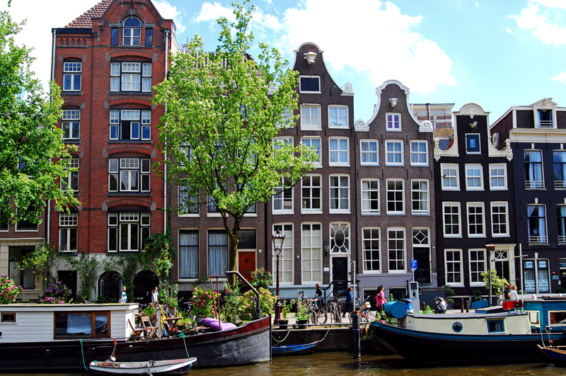 I AMsterdam - city break w Holandii