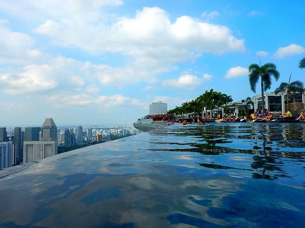 blog podr niczy singapur pobyt w marina bay sands. Black Bedroom Furniture Sets. Home Design Ideas