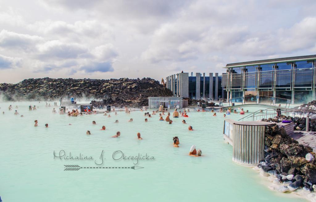 Islandia Iceland Blue Lagoon