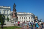 smolny: Odessa na wakacje